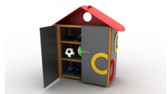 Domek na zabawki PJ 04