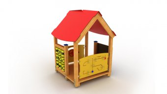 Domek nr kat. PRO-PJ07