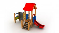 Plac zabaw nr kat. PRO-Z01