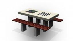 Stół do gry Szachów i Chińczyka
