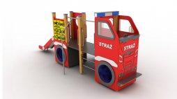 Wóz strażacki - mały nr kat. PRO PJ 17